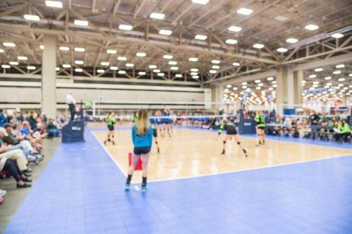 indoor netball court guest post