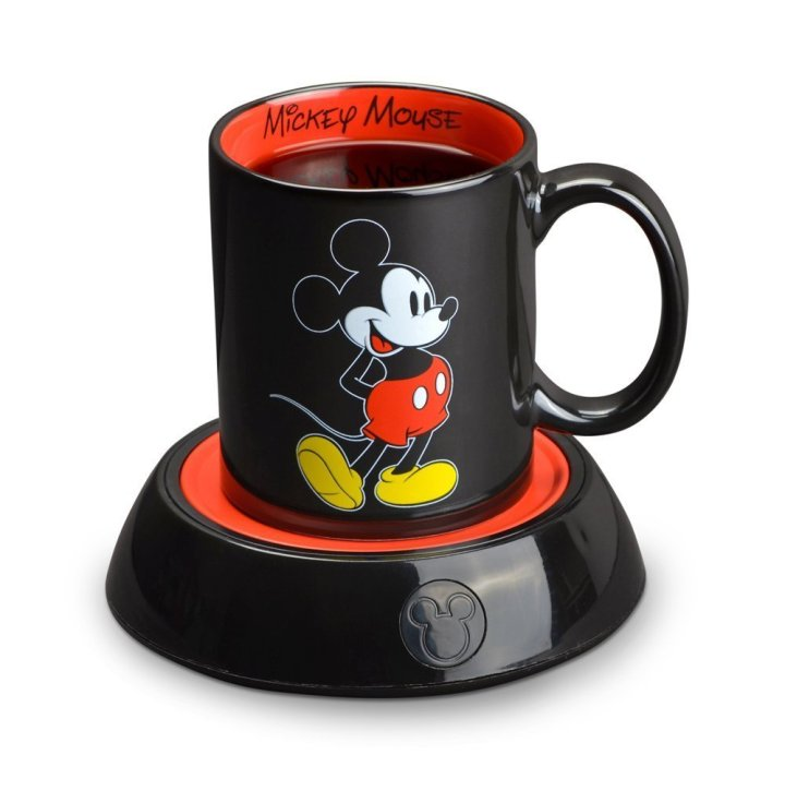 mickey mouse mug warmer