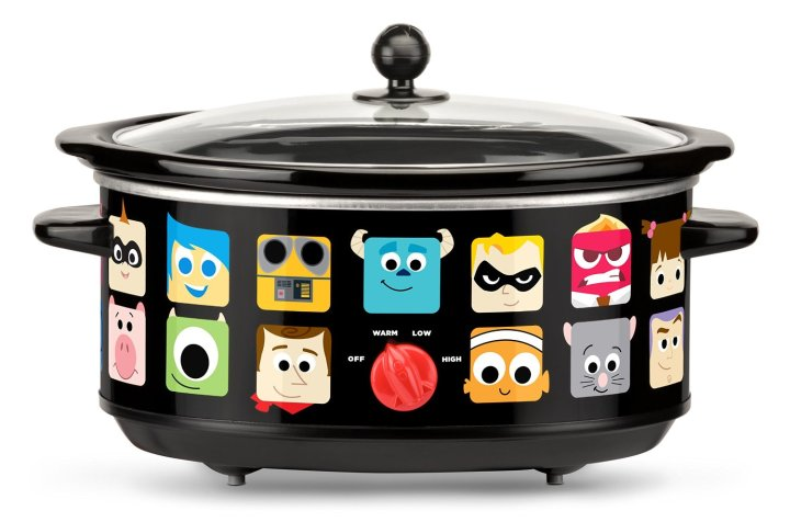 disnye pixar slow cooker