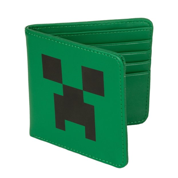 minecraft wallet geeky gift guide