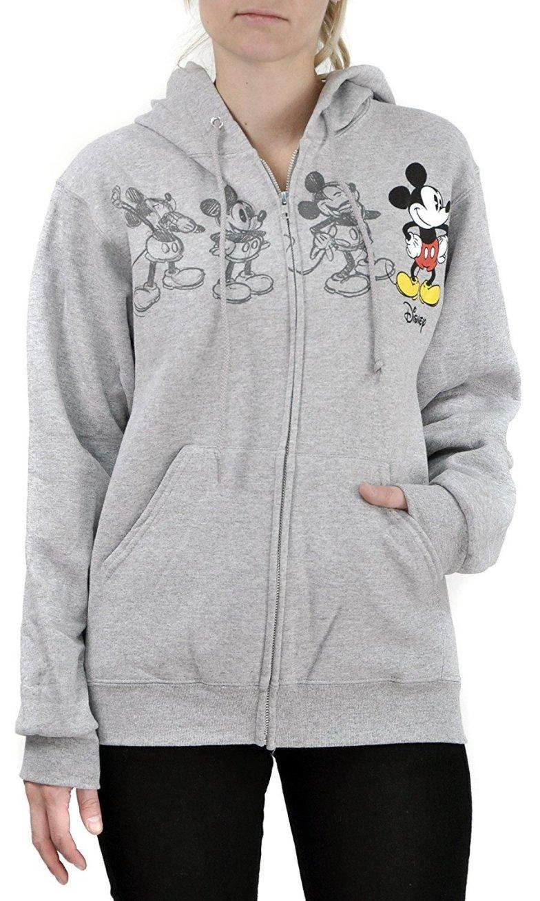 disney womens hoodie
