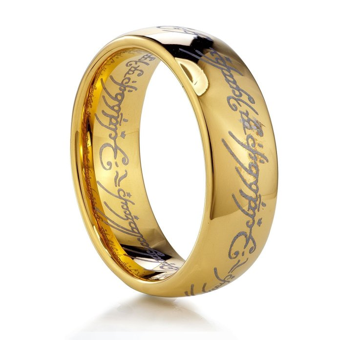 The one ring geeky gift guide
