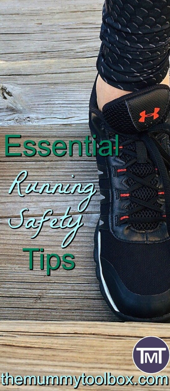 Here are all the ways you can implement running safety from night running to the kind of trainers you wear, safety is important to avoid injury, or worse!