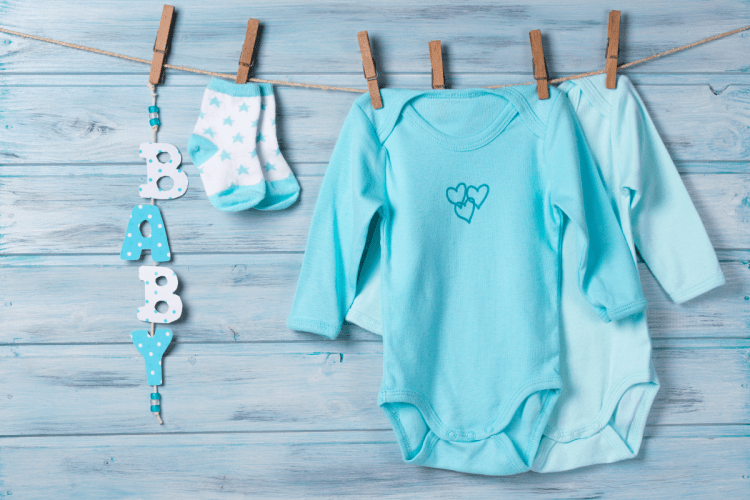 What size of clothes should I buy for my baby?