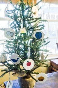 DIY Jesse Tree advent calendar