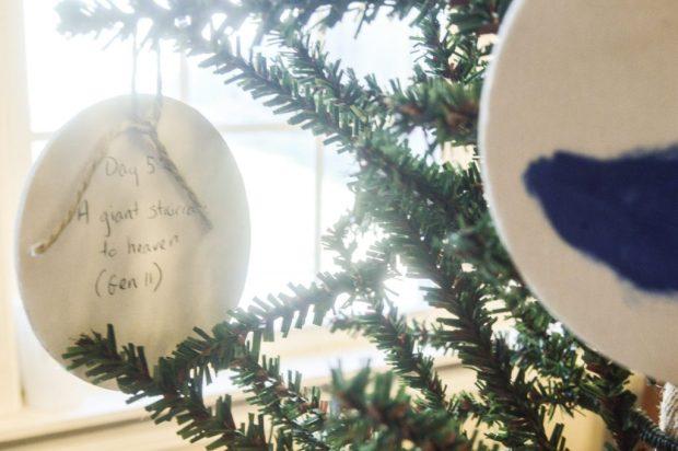 DIY Jesse Tree Advent Calendar Ornaments