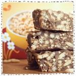 PB Cereal Bars