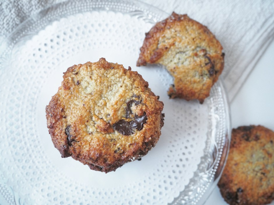 Peanut Flour Cookies