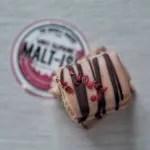 White Raspberry Malt-ish Bar
