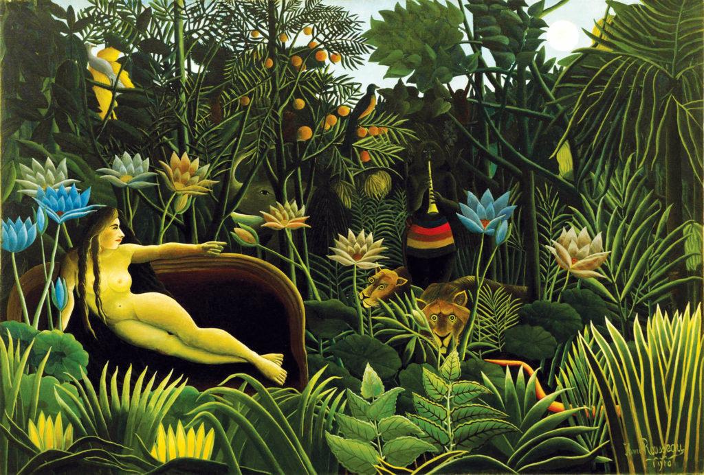 Creative Prompt - Jungle