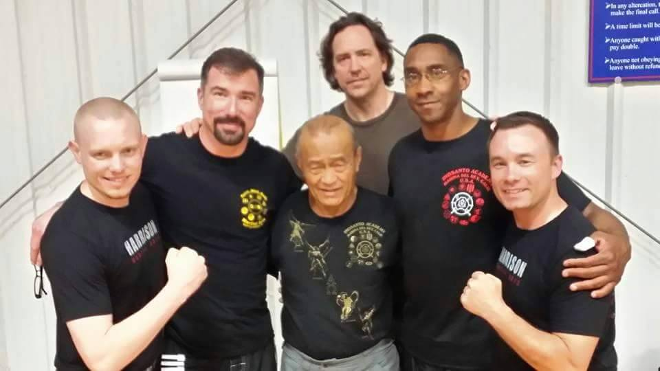 JKD and Kali with Guro Dan Inosanto