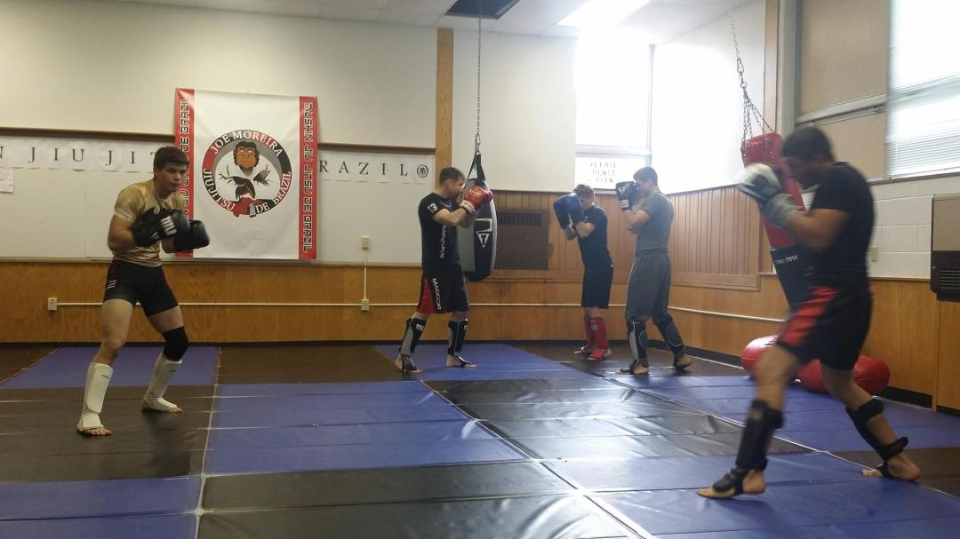 Muay Thai Shadow Boxing in Battle Creek Michigan