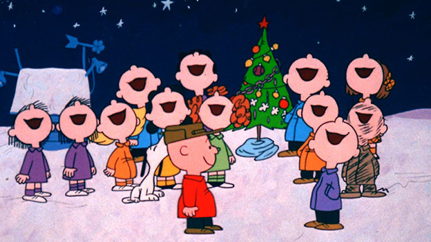Charlie Brown Chritsmas (https://www.flickr.com/photos/ofsmallthings/8288453167)