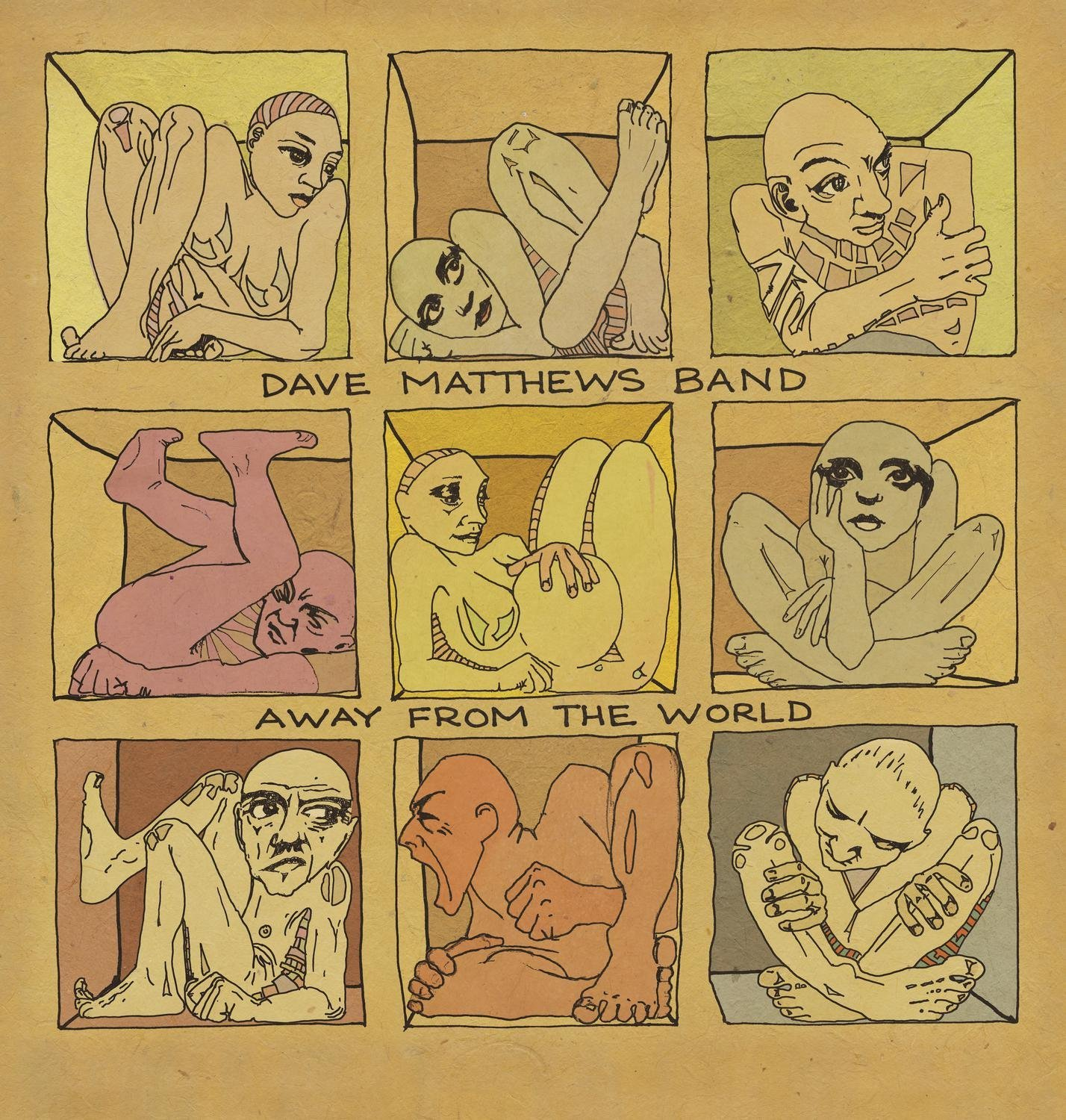 Dave Matthews Band, Away From The World | Album Review