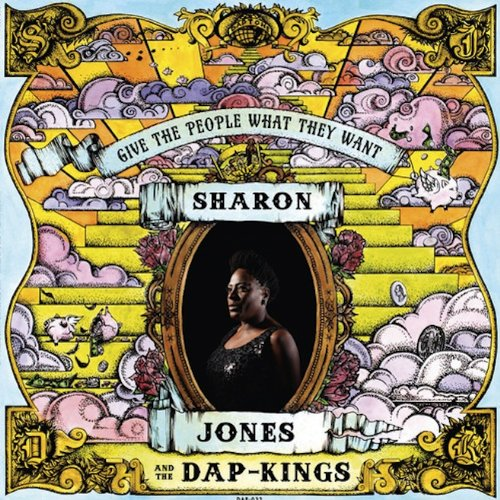 Sharon Jones Shines On 'Give The People What They Want'