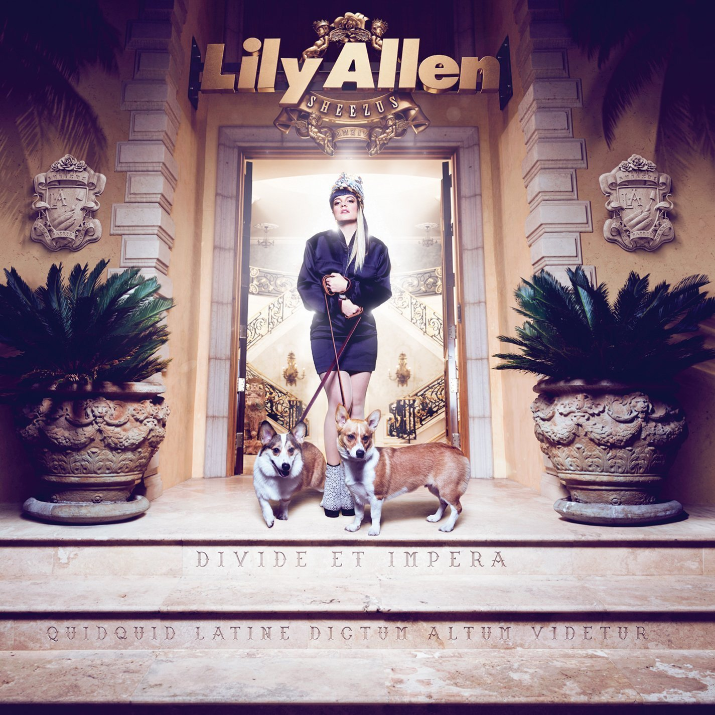 Lily Allen Attempts To Make An Artistic Statement On 'Sheezus'