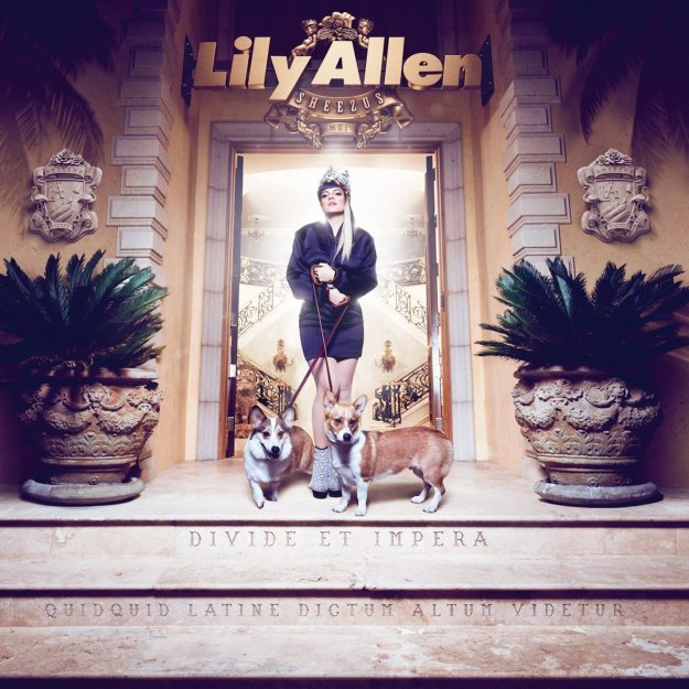 Lily Allen, Sheezus © Warner Bros.