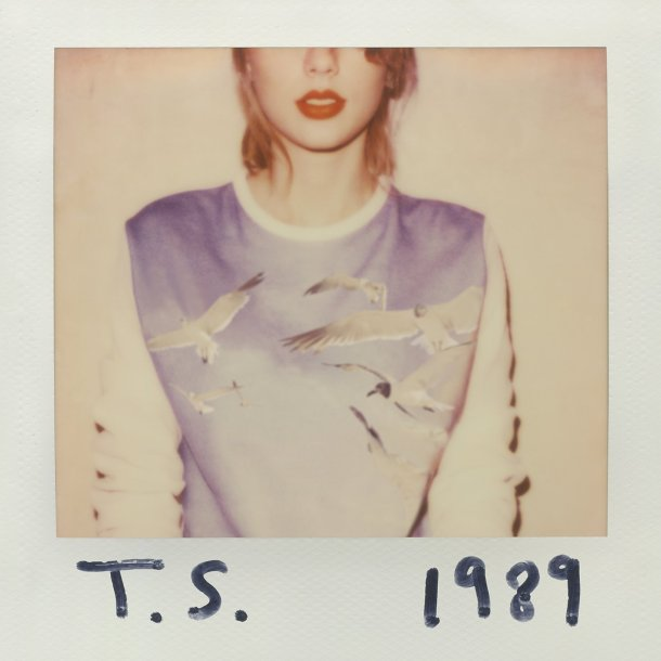 Taylor Swift, 1989 © Big Machine