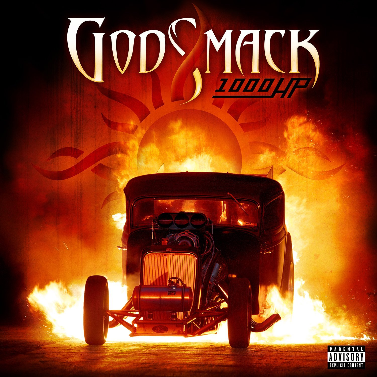Godsmack Delivers Solid, If Unexceptional Effort On '1000hp'