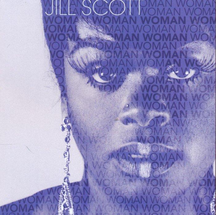 Jill Scott, Woman © Atlantic