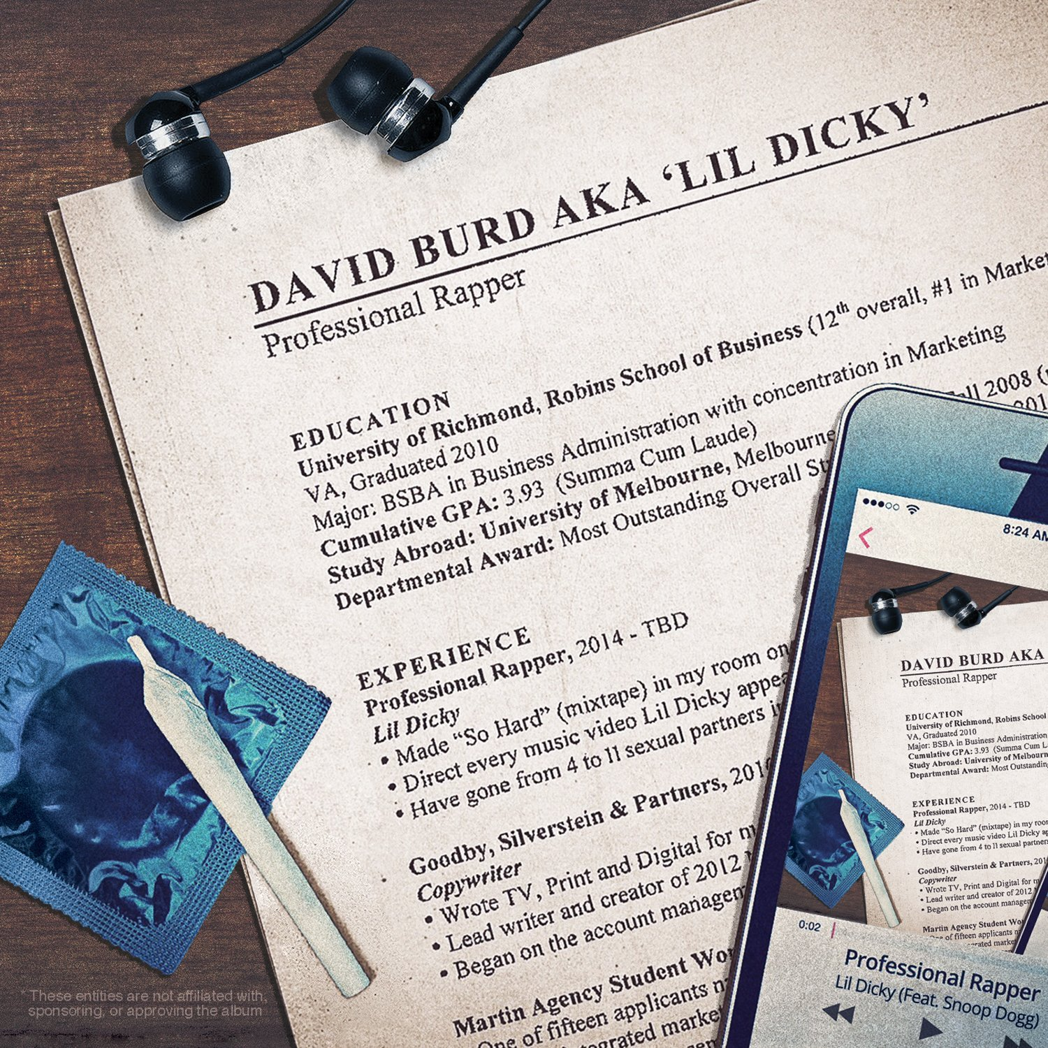 Lil Dicky Delivers Entertaining Debut With 'Professional Rapper'