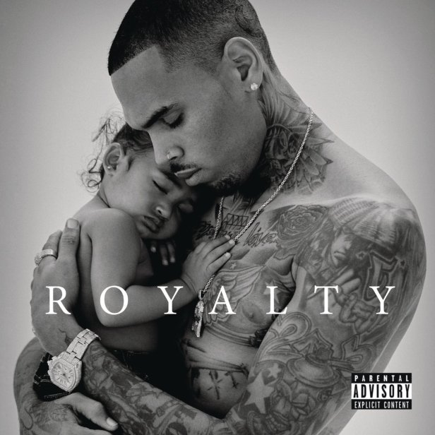 Chris Brown, Royalty © RCA
