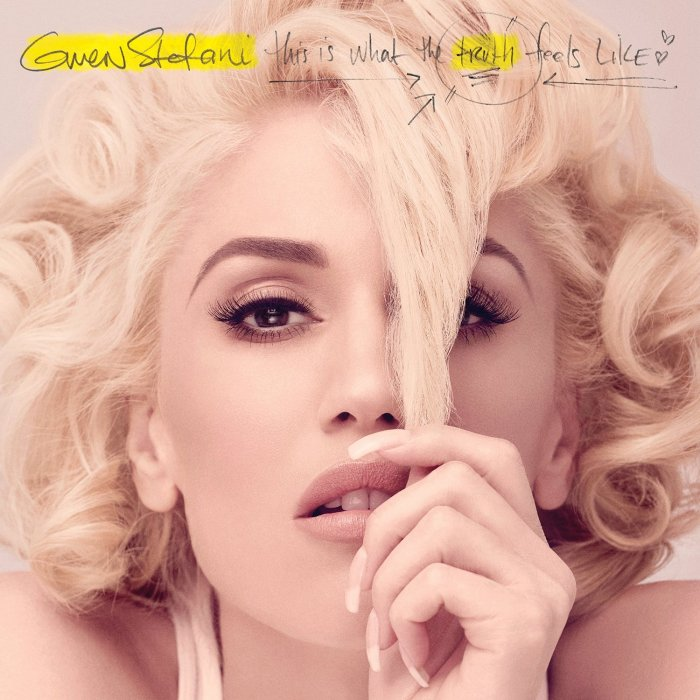 Gwen Stefani, This Is What The Truth Feels Like © Interscope