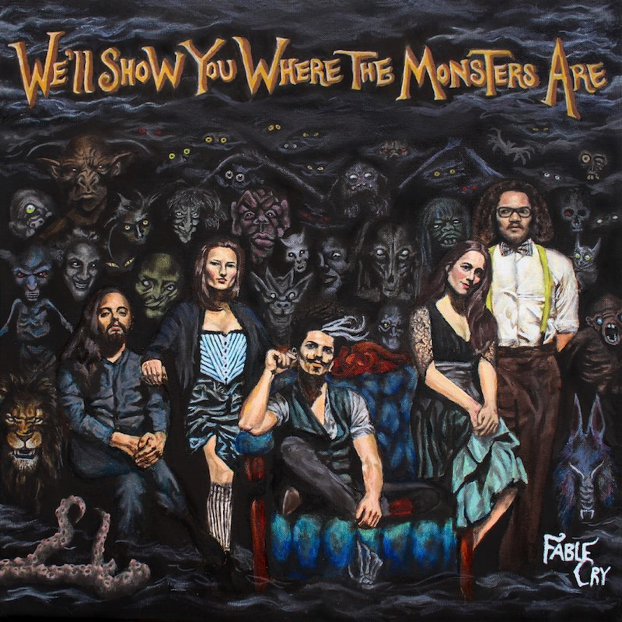 Fable Cry, We'll Show You Where the Monsters Are | Album Review