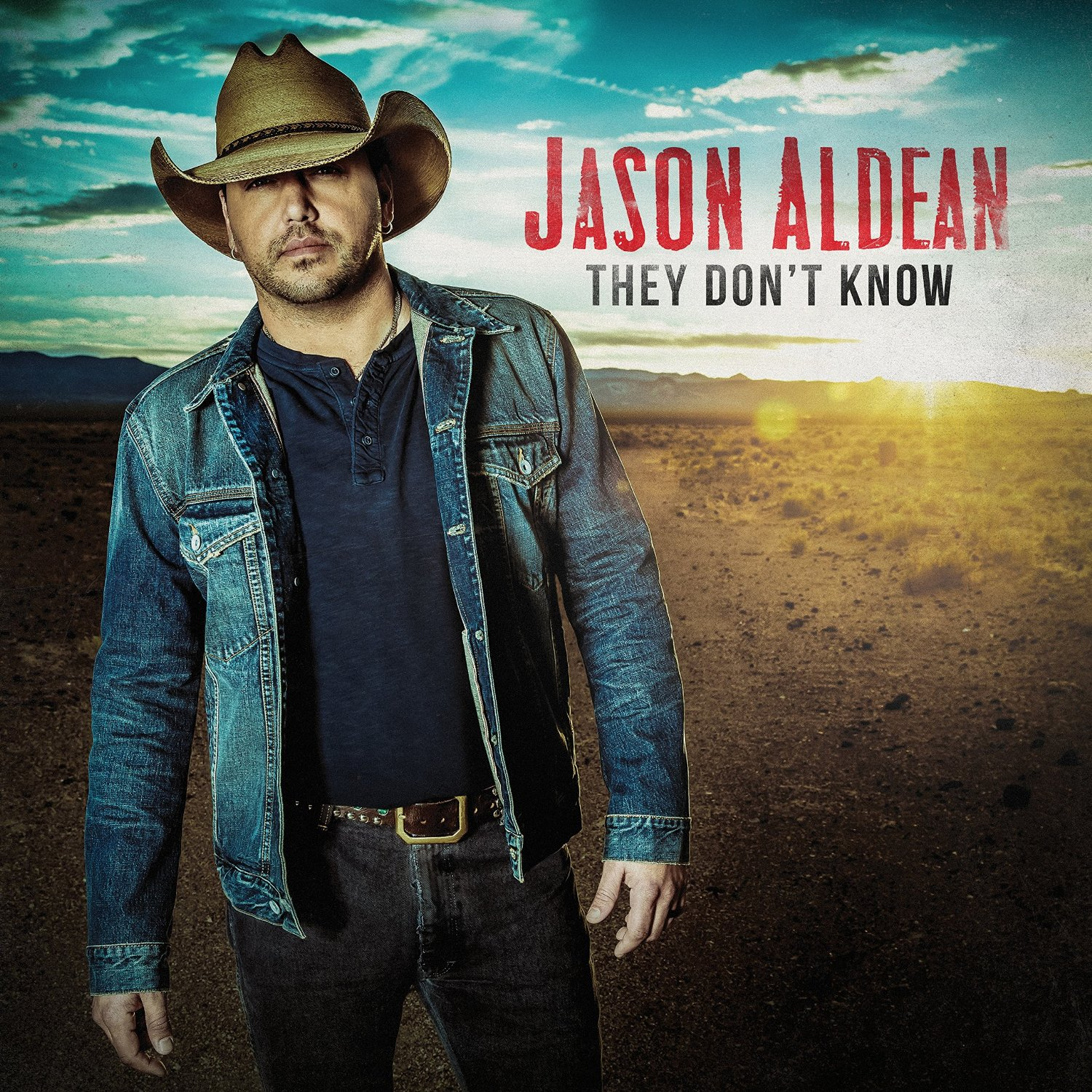 Billboard: Jason Aldean Easily Takes No. 1 With 'They Don't Know'