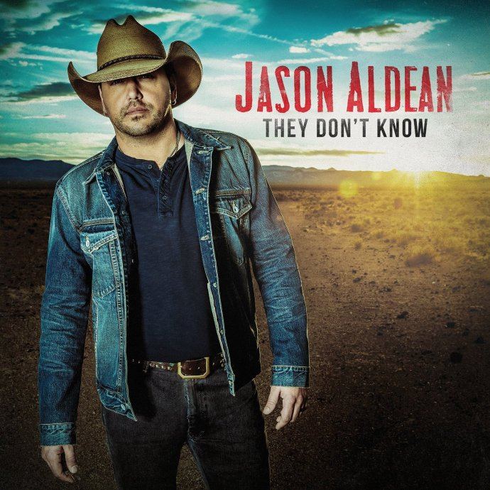Jason Aldean, They Don't Know © Broken Bow