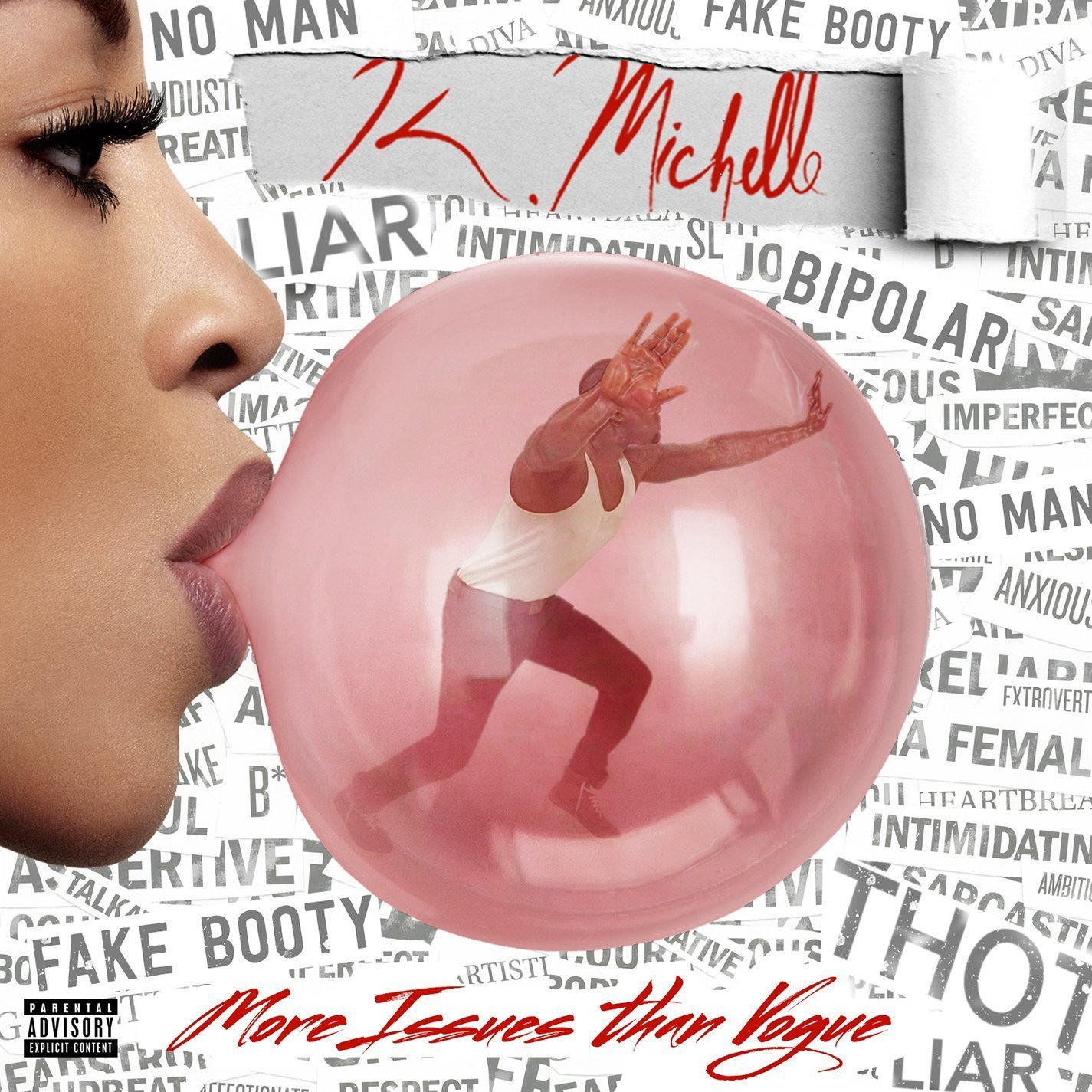 K. Michelle, 'More Issues Than Vogue' – By The Lyrics