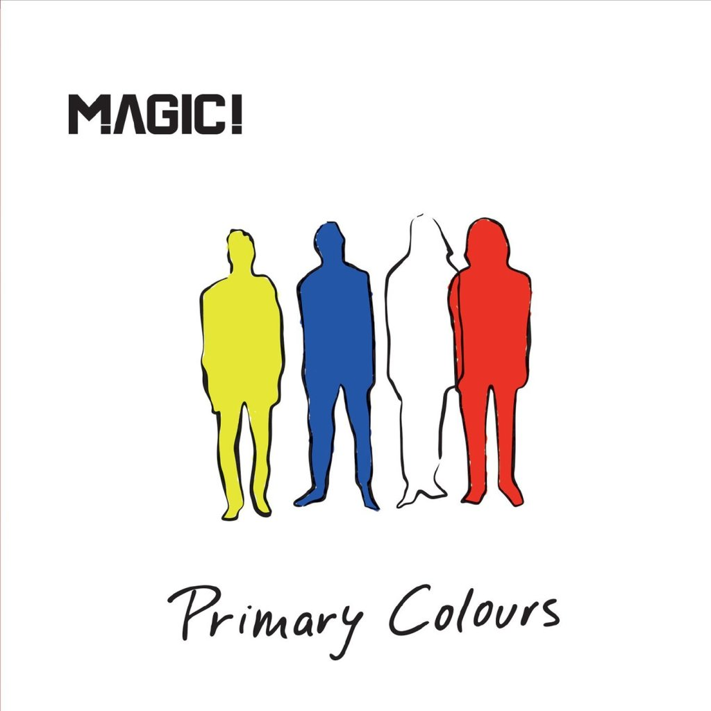 MAGIC!, Primary Colours © Sony