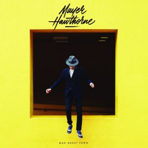Mayer Hawthorne, Man About Town © Vagrant
