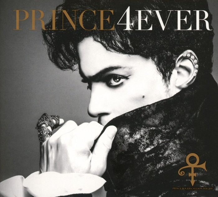 Prince, 4Ever © Warner Bros