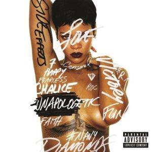 Rihanna, Unapologetic © Def Jam