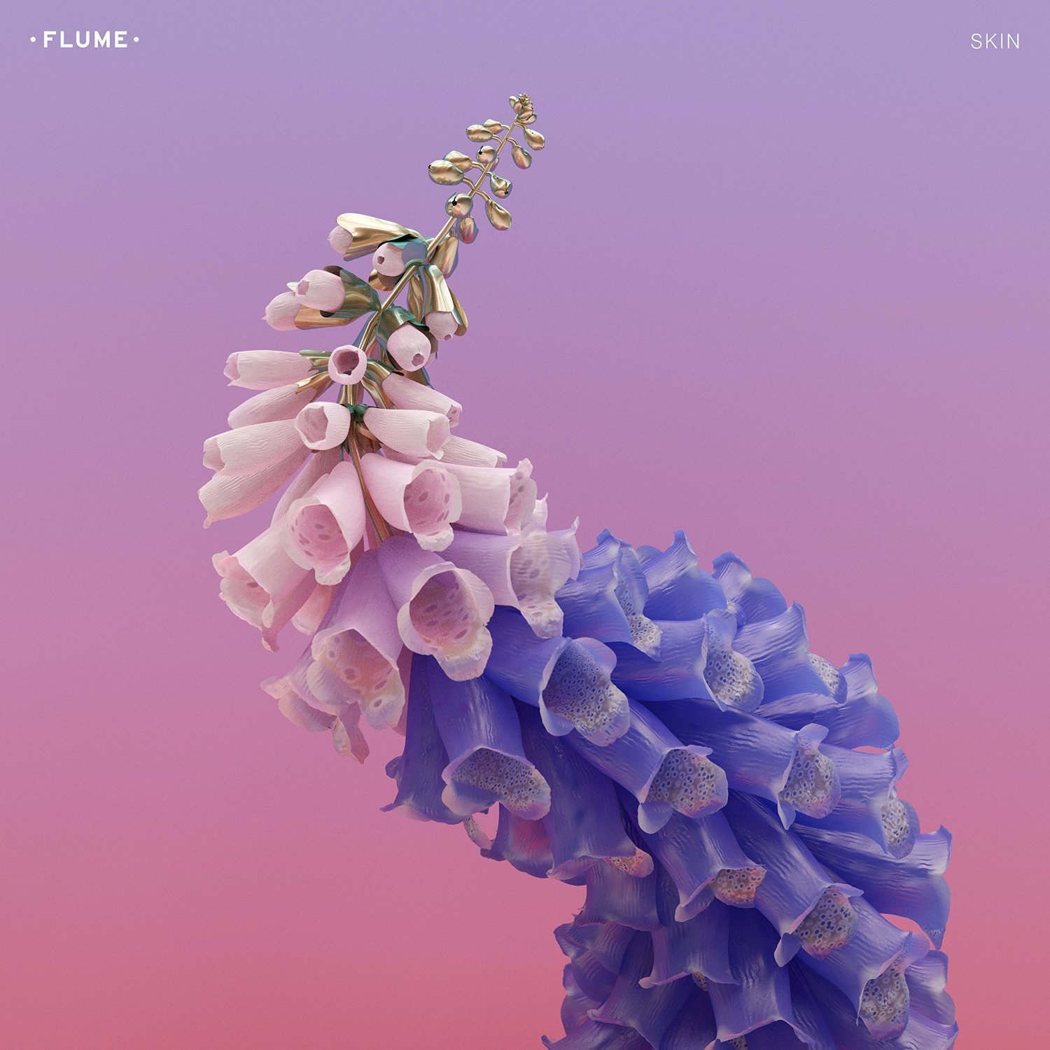 Flume Allures On Sophomore LP 'Skin'