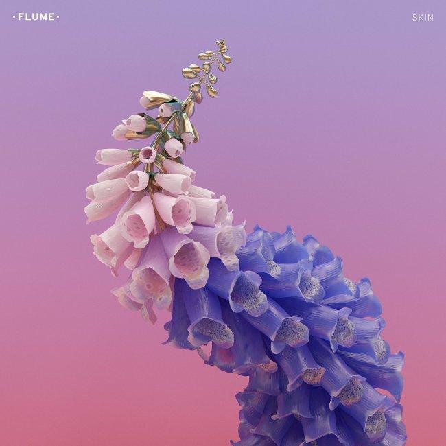 Flume, Skin © Mom+Pop