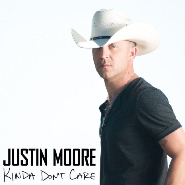 Justin Moore, Kinda Don't Care © Valory