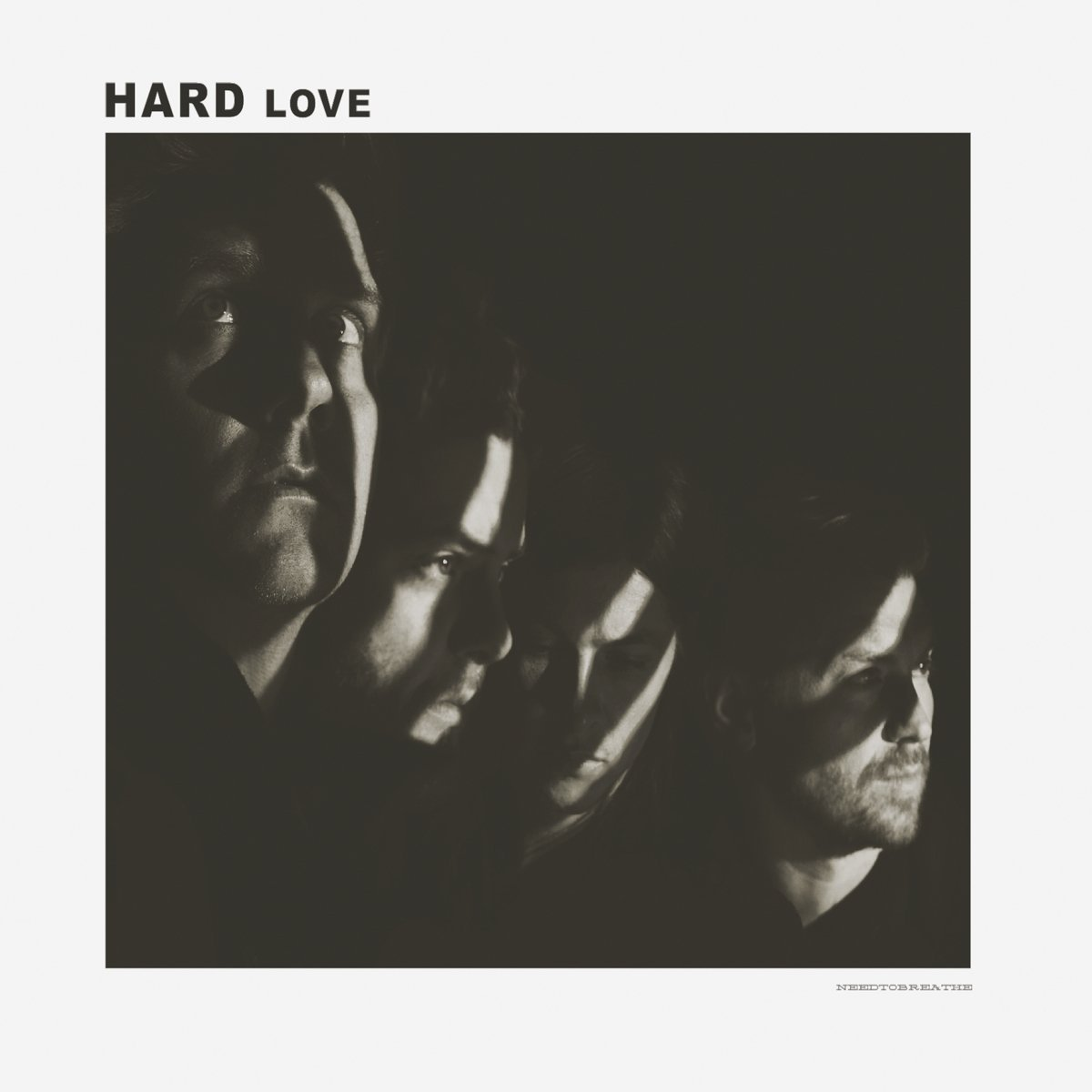 BB Grooves: NEEDTOBREATHE Takes 'HARDLOVE' to No. 2