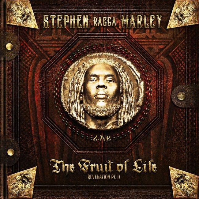 "Stephen Marley, Revelation Part II- ""The Fruit of Life"" © Ghetto Youths International"