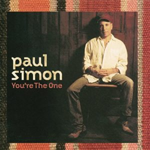 Paul Simon, You're the One © Legacy