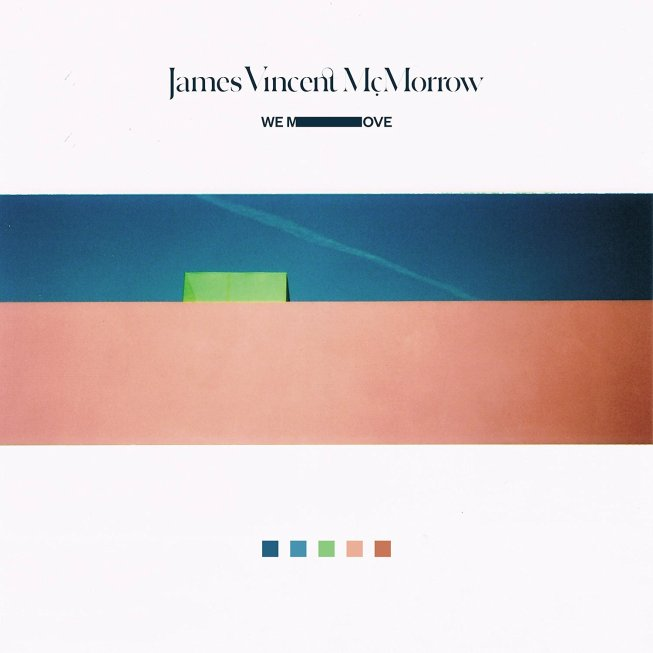 James Vincent McMorrow, We Move © Mahogany Books / Burning Rope