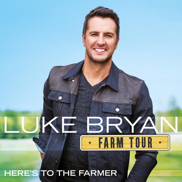 Luke Bryan, Here's to the Farmer EP © Capitol Nashville