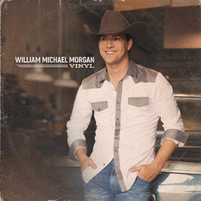 William Michael Morgan, Vinyl © Warner Nashville