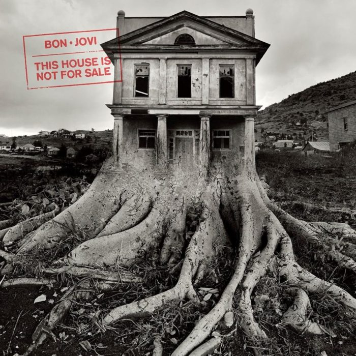 Bon Jovi, This House Is Not For Sale © Island