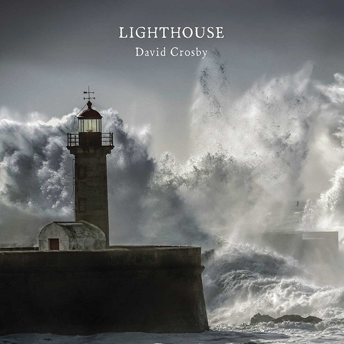 David Crosby, Lighthouse © Groundup