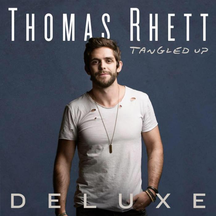 Thomas Rhett, Tangled Up Deluxe © Big Machine