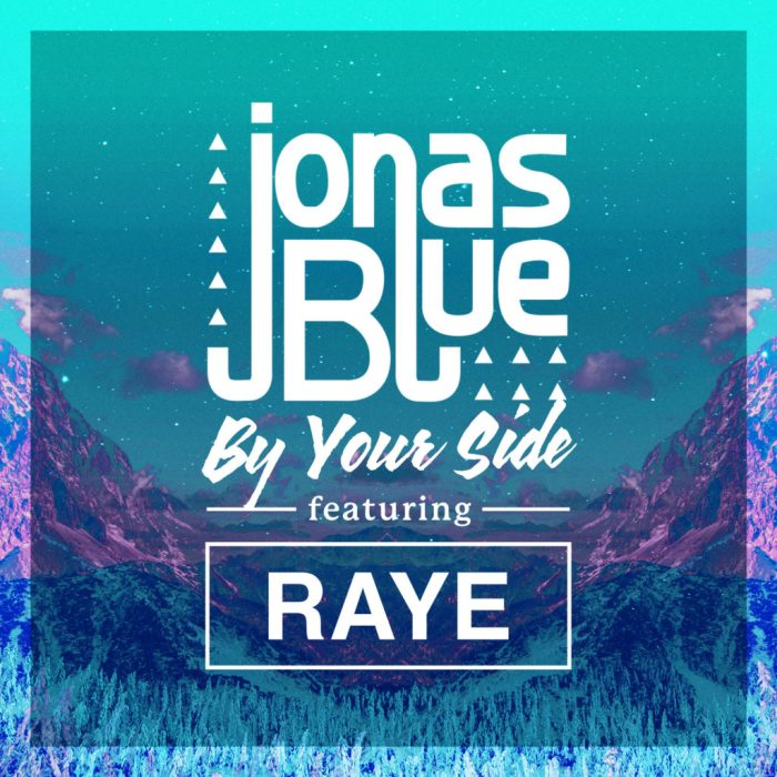 Jonas Blue, By Your Side © Virgin EMI