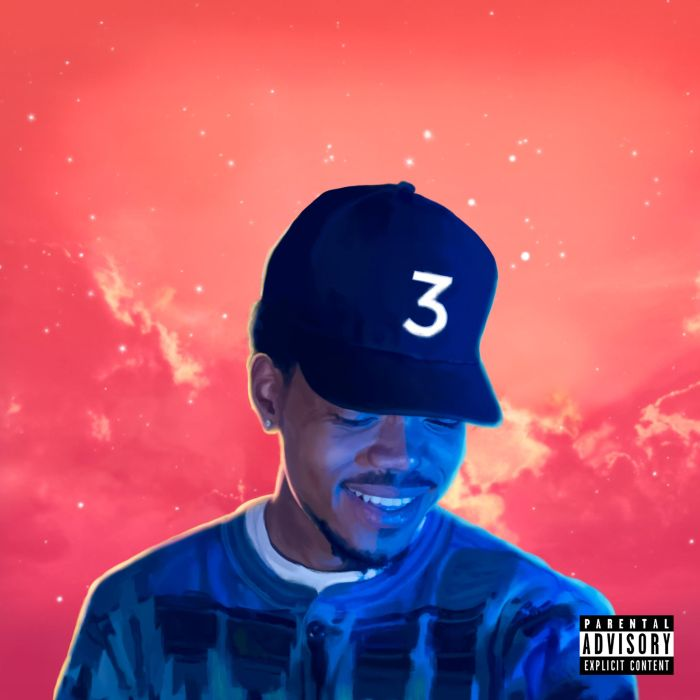 Chance The Rapper, Coloring Book © Chance The Rapper