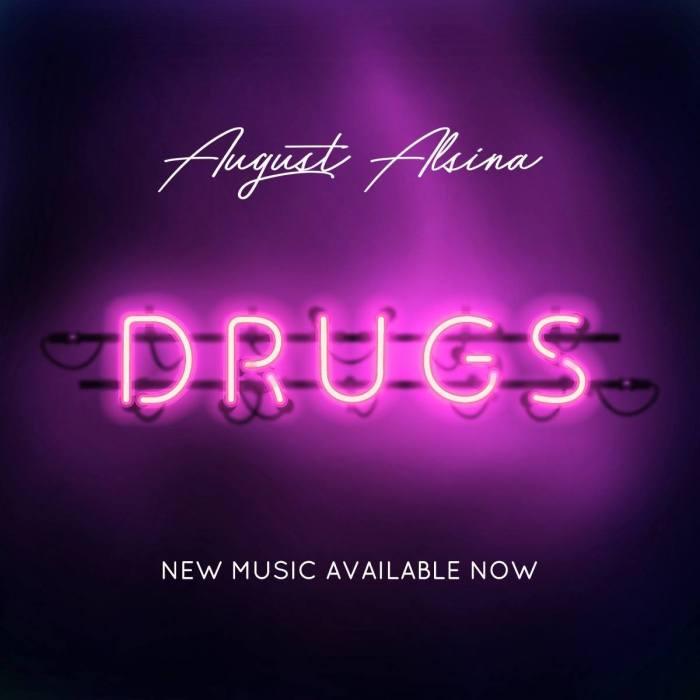 August Alsina, Drugs © Def Jam